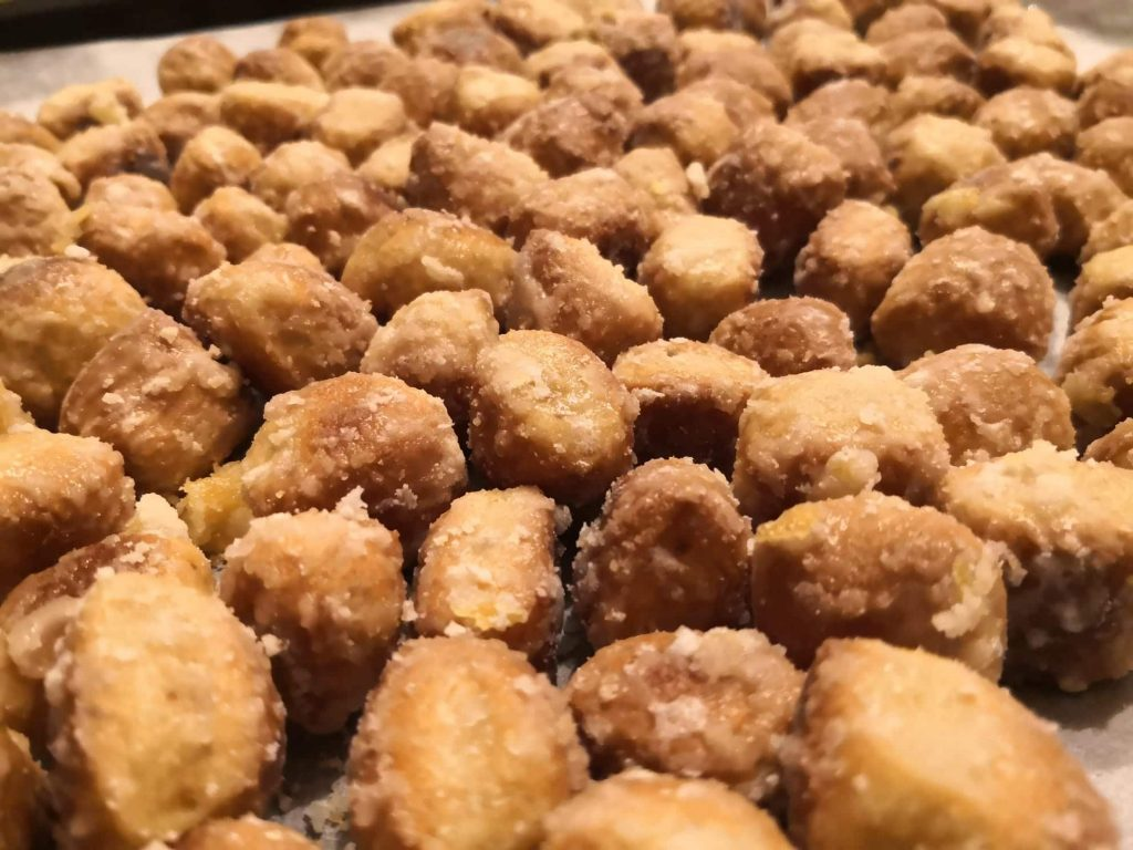 ricetta pirichittus dolce tipico sardo