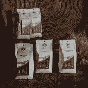 Selezione crusca orzo farina semola 1kg