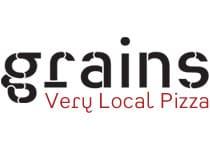 logo grains pizzeria cagliari
