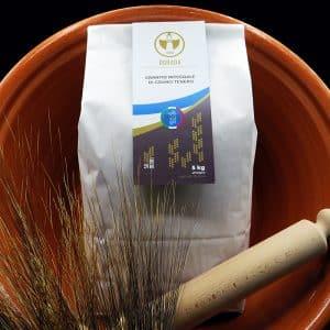 granito di grano tenero - farina per pasta fresca 5kg