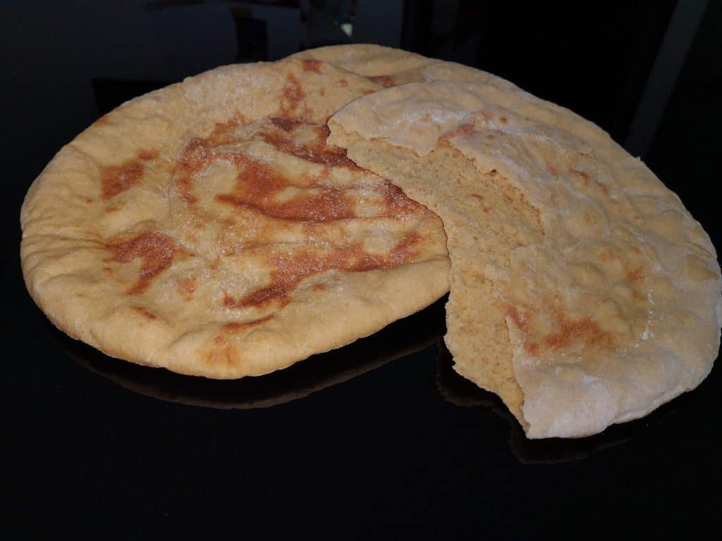 ricetta della spianata sarda morbida con lievito naturale