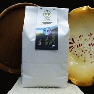 farina di riso aromatico macinato a pietra 5kg