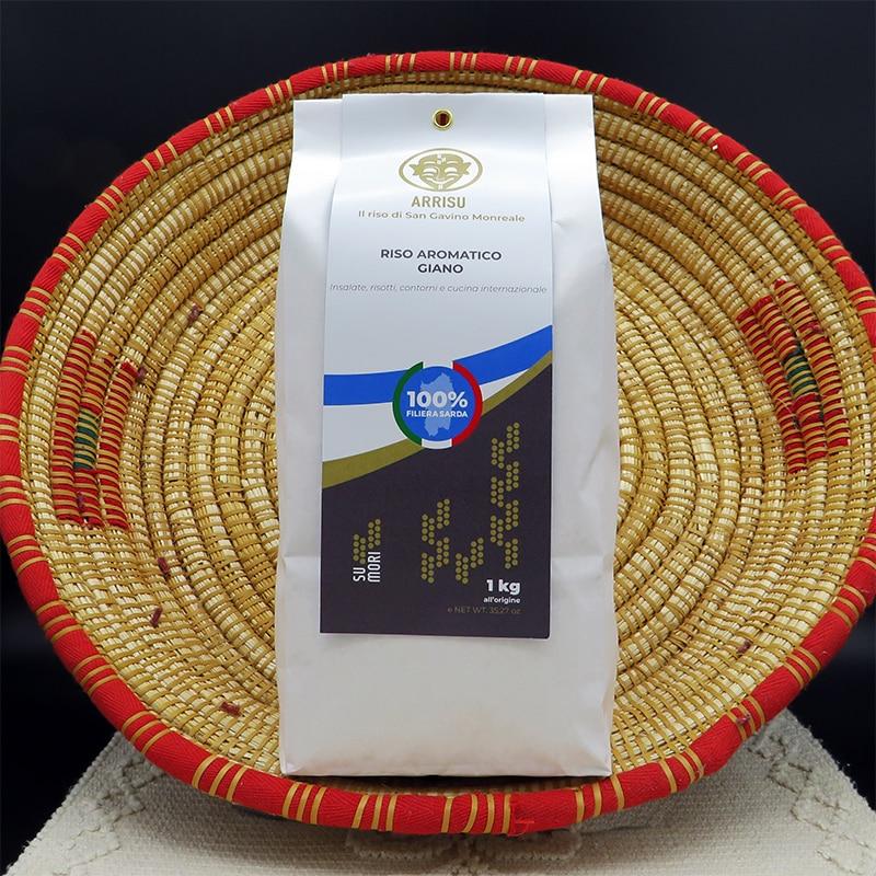 Riso sardo aromatico Giano 1kg