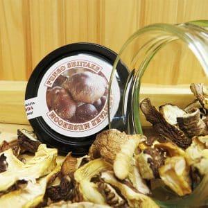 Fungo Shiitake essicato biologico - 25g