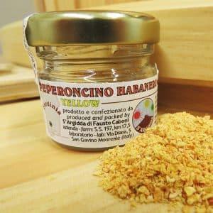 Peperoncino Habanero Yellow Biologico